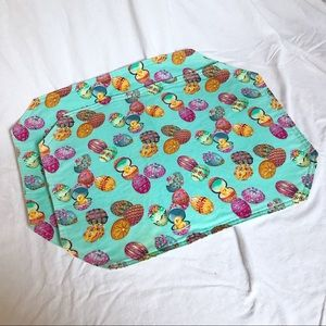 Other - Teal Easter Egg Placemats